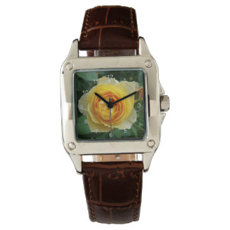 rose and rosebud watch