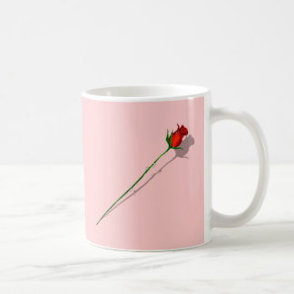 Rose and Shadow Mug