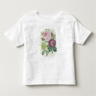 Rose, anemone and Clematide Toddler T-shirt