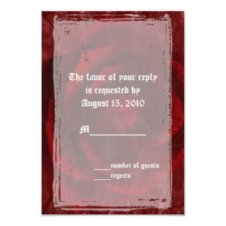 Rose are Red Sweet 16 birthday art Card