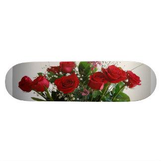Rose Arrangement Skate Board Deck
