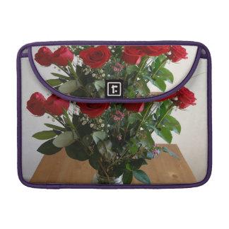 Rose Arrangement Sleeves For MacBook Pro