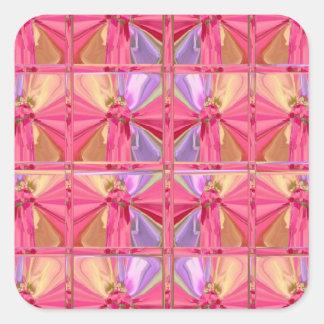 Rose Art Celebration Series 2012 Square Sticker