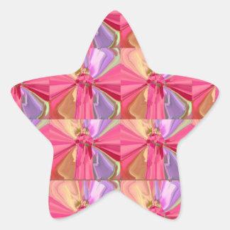 Rose Art Celebration Series 2012 Star Sticker