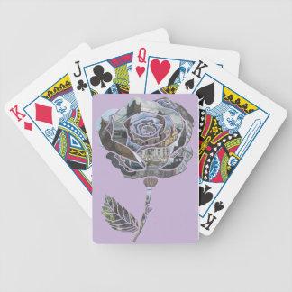 Rose Art Playing Cards