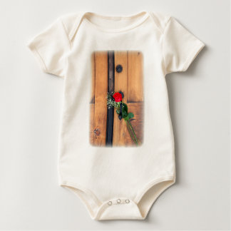 Rose Baby Bodysuit