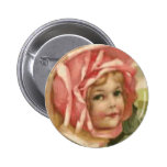 rose baby valentine gifts and apparel button