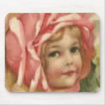 rose baby valentine gifts and apparel mouse pads