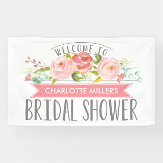 Bridal Shower Banners & Signs | Zazzle