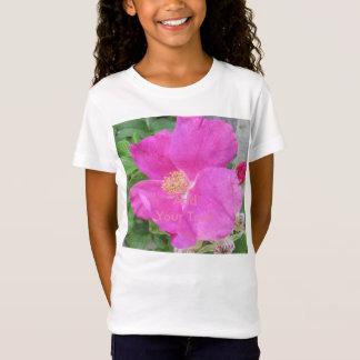 Rose Beach Plum Pink T-Shirt