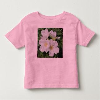 Rose Beach Plum White Toddler T-shirt