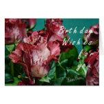 Rose Beauties BD 128-z Cards