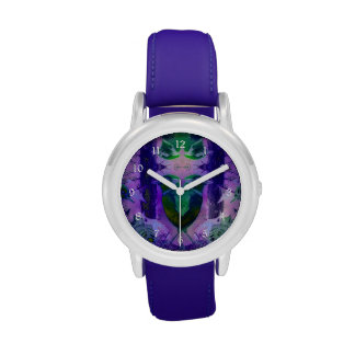 Rose Birds, Abstract Watches