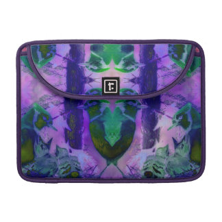 Rose Birds – Violet & Pink Cycle Case