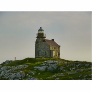 Rose Blanche Lighthouse Photo Sculpture