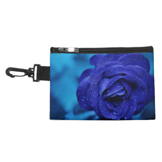 Rose Blue Accessory Bags