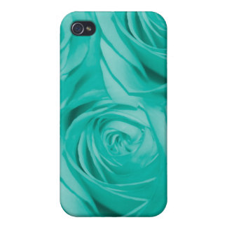 Rose blue iPhone 4/4S covers