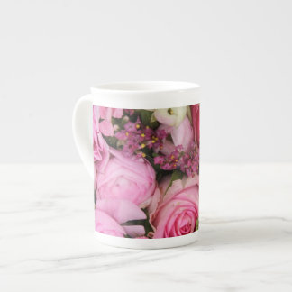 Rose bouquet by Therosegarden Tea Cup