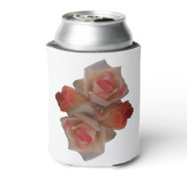 Rose Bouquet Can Cooler