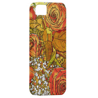 Rose Bouquet iPhone 5 Case-Mate Barely There™