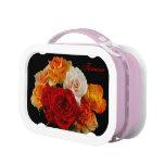 Rose Bouquet Lunch Box