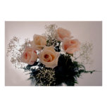 Rose Bouquet Posters
