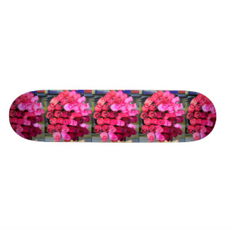 rose bouquet skateboard