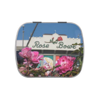 Rose Bowl Jelly Belly Tin