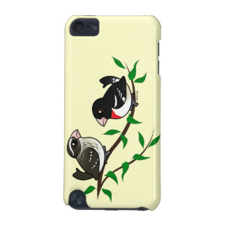 Rose-breasted Grosbeak Couple iPod Touch 5G Cover
