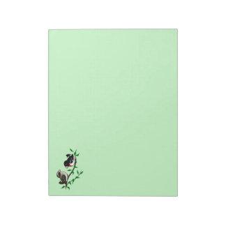 Rose-breasted Grosbeak Couple Memo Note Pads
