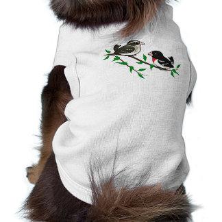 Rose-breasted Grosbeak Couple Pet Clothing