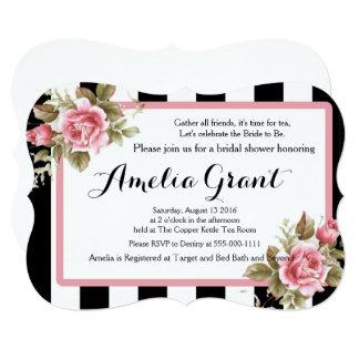 """""""Rosé"""" Bridal Shower Invitation"""
