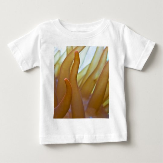 Rose Bubble Tip Anemone Entacmaea quadricolor Baby T-Shirt
