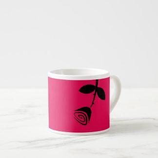 Rose Bud Espresso Cup