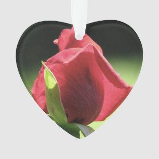 Rose Bud Ornament