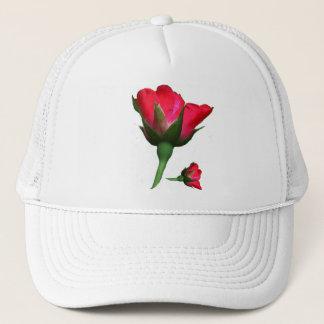 Rose Bud Trucker Hat