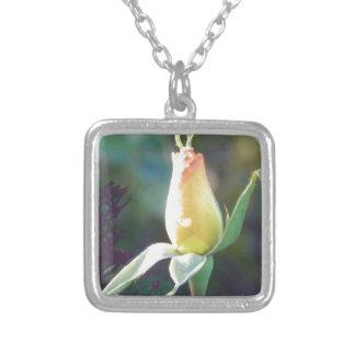 rose bud with a high five custom jewelry