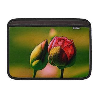 Rose Buds Sleeve For MacBook Air