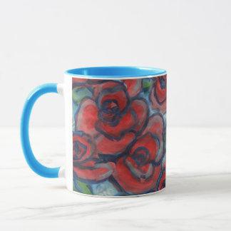 Rose Bush Mug