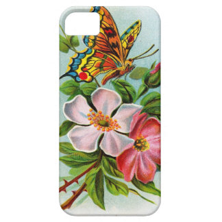 Rose & Butterfly iPhone SE/5/5s Case
