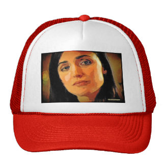 Rose Byrne Truckers Hat