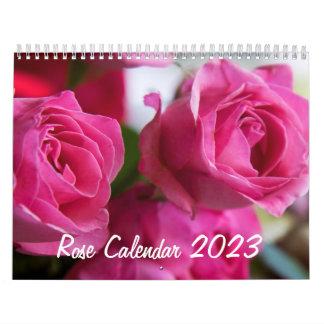 Rose Calendar 2015 Calendar