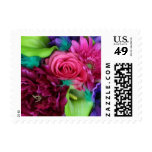 Rose Calla Peony Daisy Anemone Postage Stamps