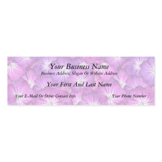Rose Campion Everywhere Mini Business Card
