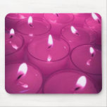 Rose Candles Mousepad