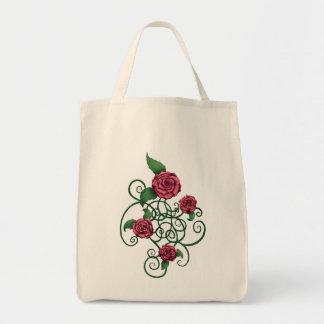 Rose Cartouche Bag