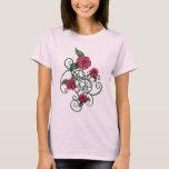 Rose Cartouche T-Shirt