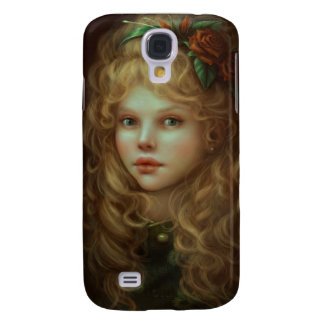 Rose Samsung Galaxy S4 Cover