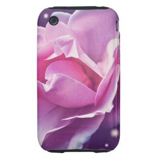 Rose Tough iPhone 3 Case
