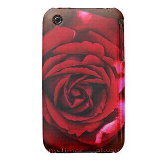 rose iPhone 3 cases